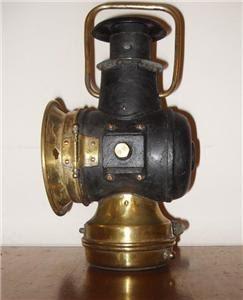 Adams Auto Parts >> ANTIQUE CAR OIL LAMP   ANTIQUES CENTER