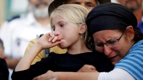 13-Y-O Israeli-American Girl Stabbed To Death By Palestinian Man Who Broke Into Bedroom
