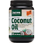 Jarrow Formulas Extra Virgin Organic Coconut Oil 32 fl oz