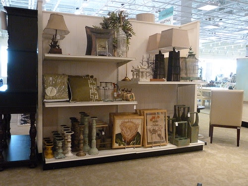 Shopping trip to the St. Louis Home Decorators Collection store ...