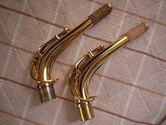 YAMAHA Alto Saxophone Necks