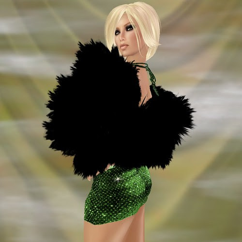YOUR GIFT  !  JADOR Discoteque green  by mimi.juneau *Mimi's Choice*