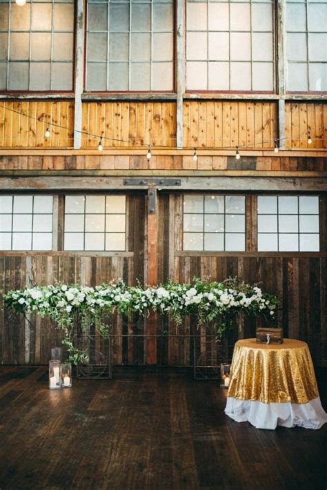 Fabulous Downtown Seattle Wedding at Sodo Park Ceremony