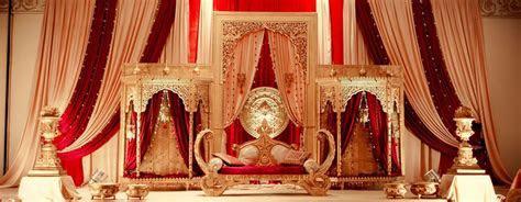Royal Wedding Decor   Mugal Theme by Dreampartydecor