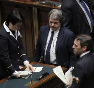 Mega spese, commessi puniti, staff azzerato: arriva il tornado Brunetta, deputati Pdl in rivolta