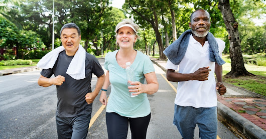 Successful Aging: Ask these questions to help you exercise, get in shape and stay fit