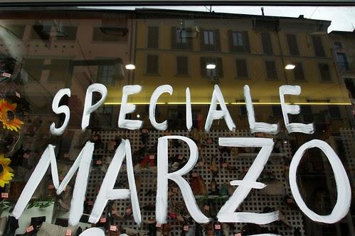 Se ci rifletti è sempre, Speciale #Marzo by Ylbert Durishti