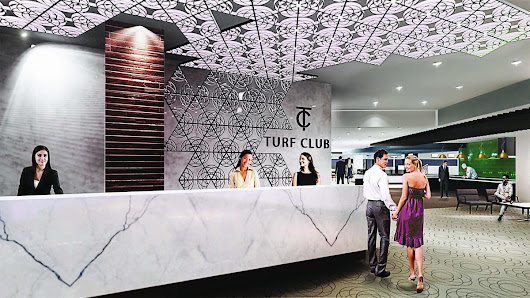 Churchill Downs plans $18 million upgrade of Turf Club, other premium areas - Louisville - Louisville Business First