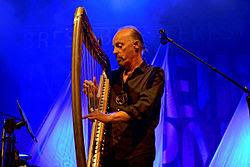 Alan Stivell, concerto a Brest (15 agosto 2013).