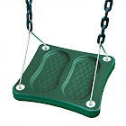 Swing-N-Slide Stand-Up Swing, Green