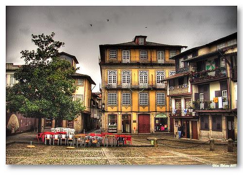 Praça de Santiago #2 by VRfoto
