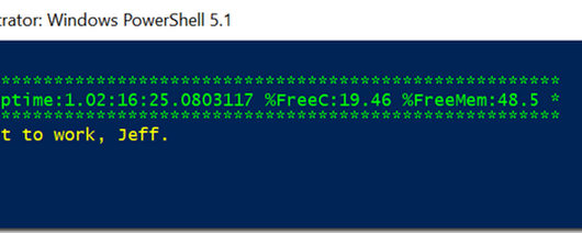 Friday Fun: Crossing the Border with PowerShell