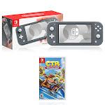 Nintendo Switch Lite Grey + Crash Team Racing - Nitro-Fueled