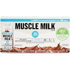Muscle Milk Non-dairy Protein Shake 18 x 11 oz. - Chocolate