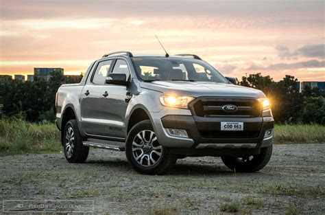 2020 Ford Ranger Wildtrak Philippines Review
