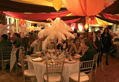 Wild circus wedding turns Blue Moon into a carnival   The