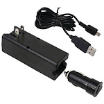 Rand Mcnally 3-in-1 Universal Charger (pack of 1 Ea)