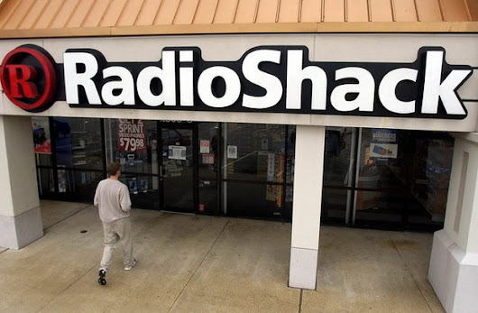 Refunds available for unused RadioShack gift cards