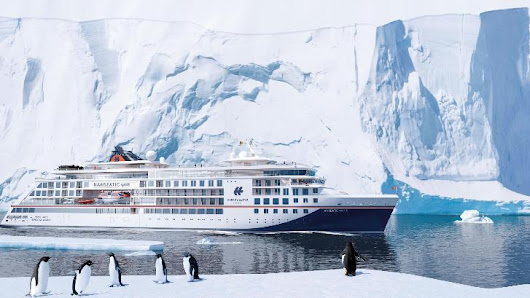Hapag-Lloyd Cruises to Build Third Expedition Ship Hanseatic Spirit