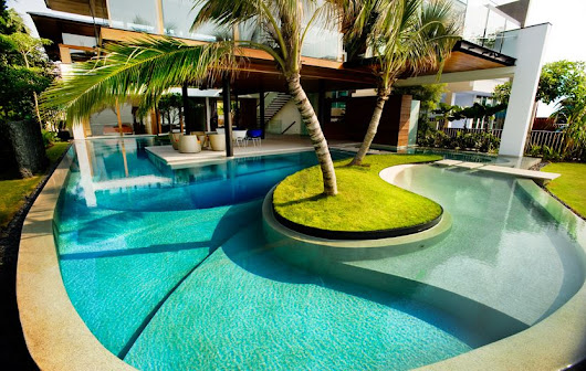 Traits of the Best Swimming Pool Builders