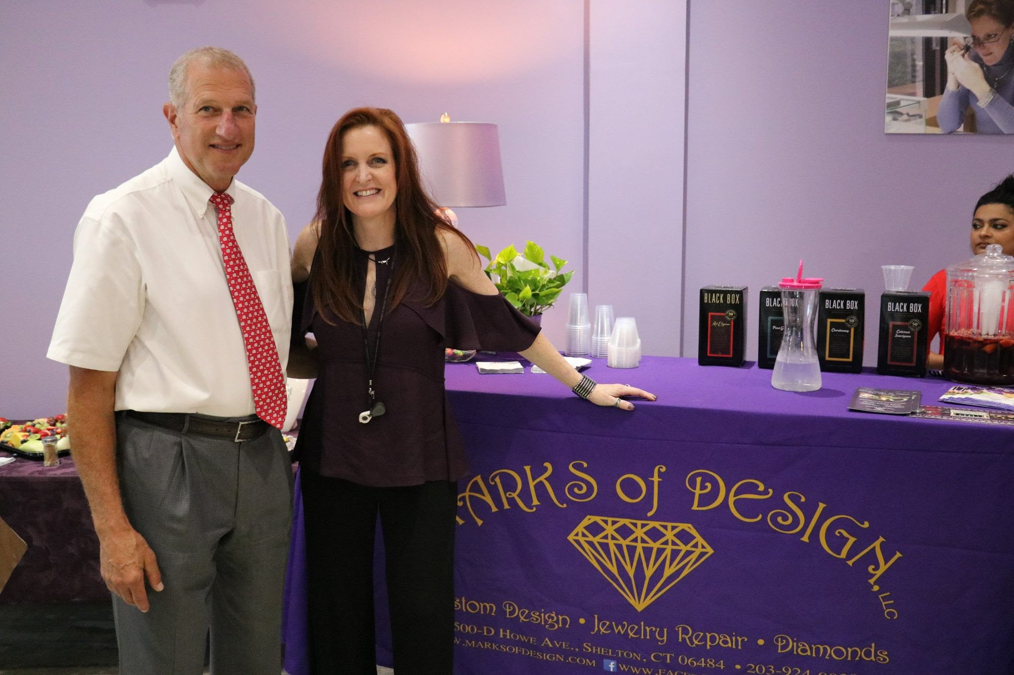 Marks Of Design Grand Opening In Shelton Webe Fm