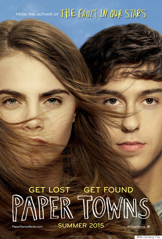 Paper Towns Movie Adaptation: Trailer & Poster