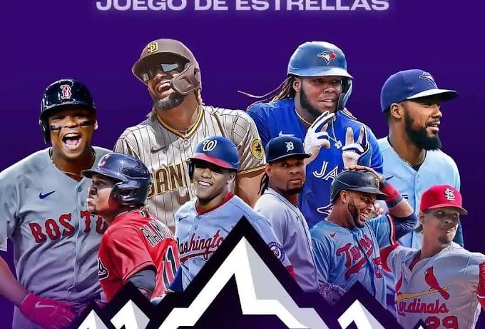 11 DOMINICANOS PARTICIPAN ESTA NOCHE EN EL JUEGO DE LAS ESTRELLAS DE MLB; CUATRO SON TITULARES