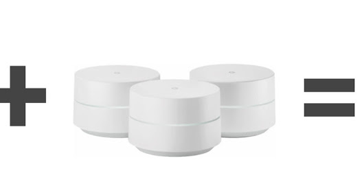 Report: Google plotting a Google Home/Google Wifi combo device