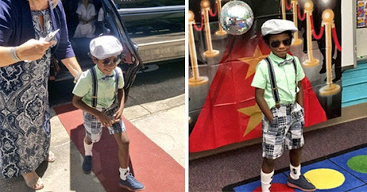 "This Kindergarten Class Read 1,000,000 Words And Celebrated With A Super Swaggy ""Millionaire Bash"""