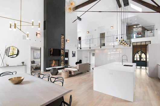 Church Conversion by Linc Thelen Design | HomeDSGN