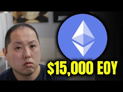 HERE'S WHY ETHEREUM WILL HIT $15000 BY END OF YEAR | Blockchained.news Crypto News LIVE Media