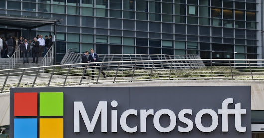 Microsoft sues DOJ over snooping citizens' emails