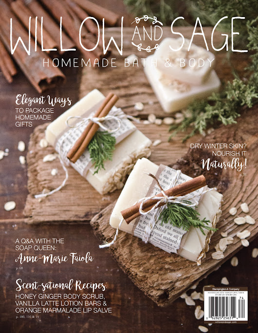 A Glimpse Inside: Willow and Sage Winter 2018 + A Giveaway!