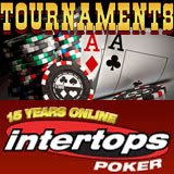 Intertops Poker Adds Extra Bounty, Free Roll and Guaranteed Tourneys