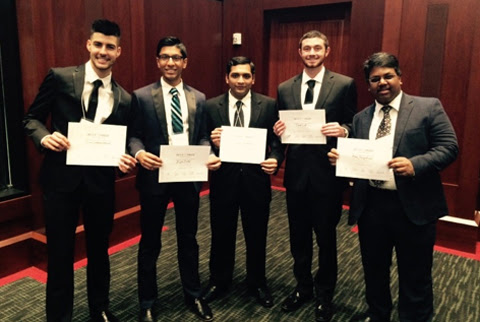UT student entrepreneurs compete for global prize recognizing solutions to social issues