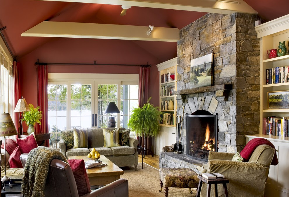 Family Room Decorating Ideas | LoveYourRoom: Two Ideas For Two ...