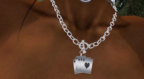 Chimney Hunt 43 Otaku Designs necklace