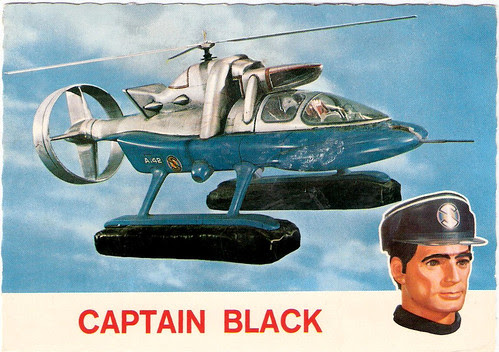 Captain Scarlet and the Mysterons - Captain Black and the Spectrum