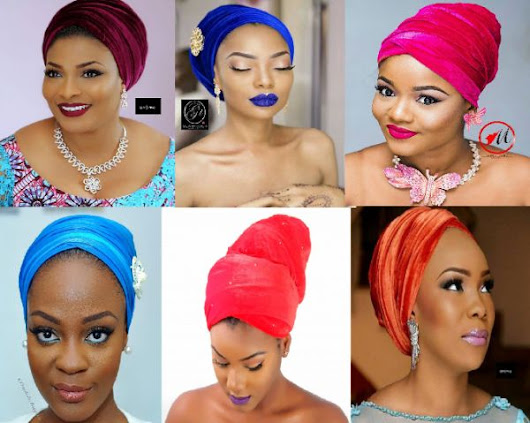 How to Tie Nigerian Turban Step By Step (Easy Video Tutorials)