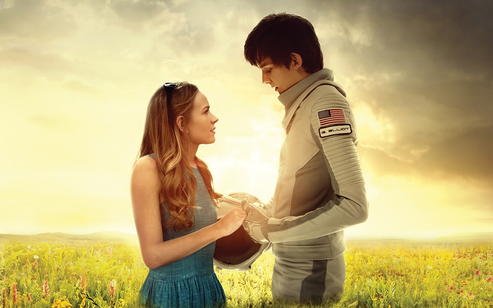The Space Between Us Review 2017 How To Waste A Good Story