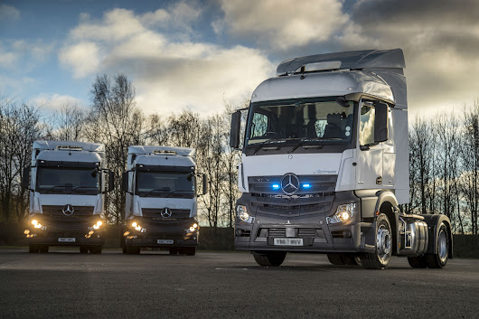 Unmarked police 'supercab' lorries will spy on drivers | Motoring Research