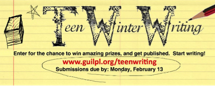 Enter the Capital District 2017 Teen Winter Writing Contest