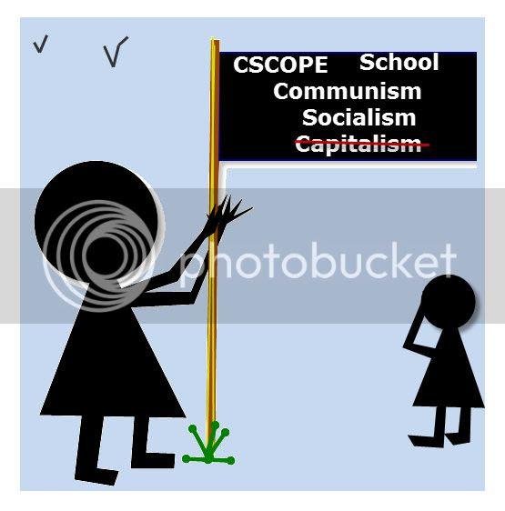 CSCOPE Communist Indoctrination