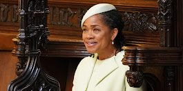 Why Did Meghan Markle's Mother Doria Ragland Sit Alone in Second Row at Royal Wedding? - Royal Wedding Seating Chart