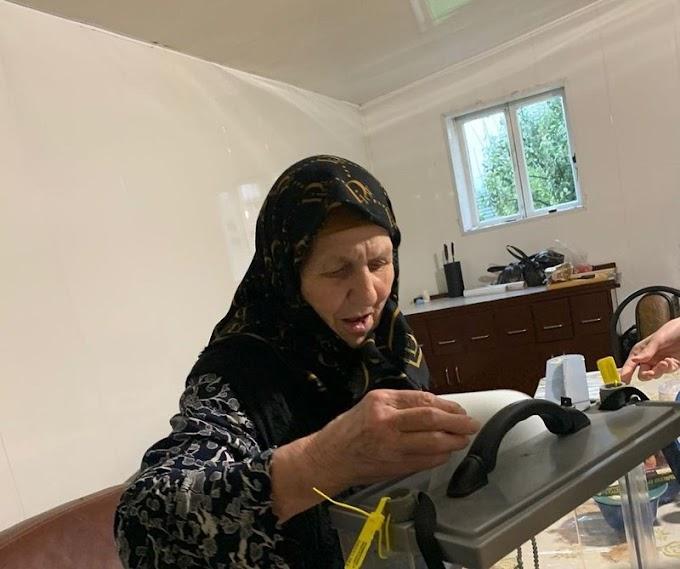 Маржан Хадзиева: «Мыдостойно выдержим все испытания»