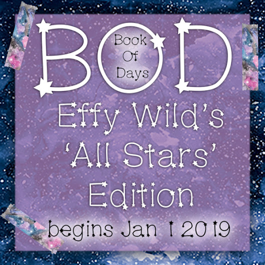 Book Of Days 2019 - Meet Your Teachers + Giveaway - DAY TWO - Effy Wild