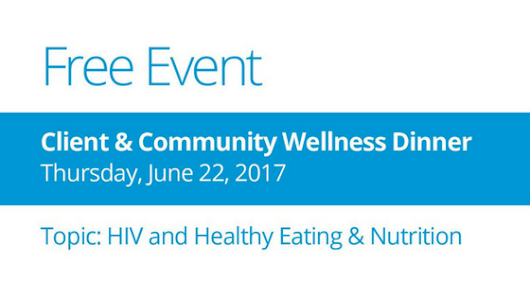 Client & Community Wellness Dinner | Desert AIDS Project
