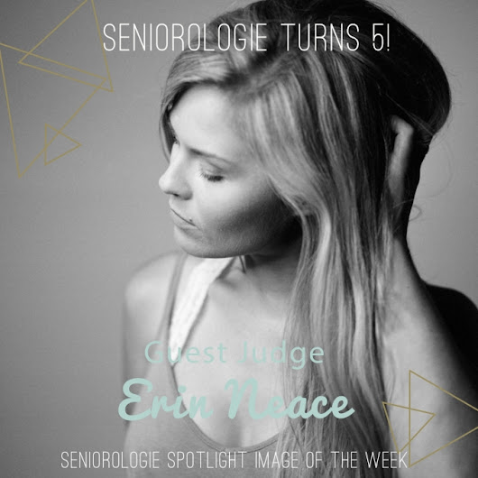 Guest Judging at Seniorologie this week!