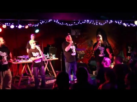Pretty Woman feat. FG & Callum Presbury (Live @ Mojos Bar 16-05-2014)
