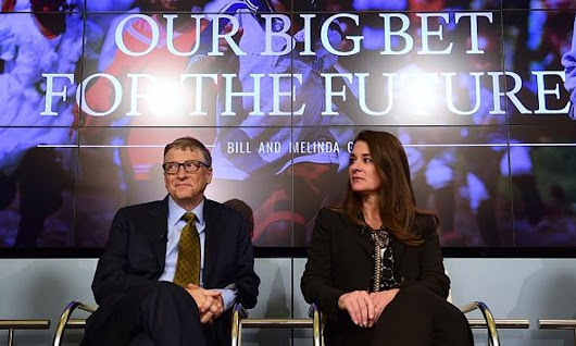Bill and Melinda Gates Foundation divests entire holding in BP | Environment | The Guardian